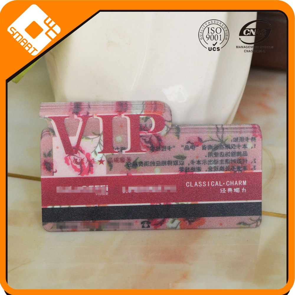 plastic cards magnetic ticket business printing