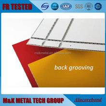 New Design Fire-rated acp cladding aluminum composite panel /FR A2 ACP/ACM/ACCP