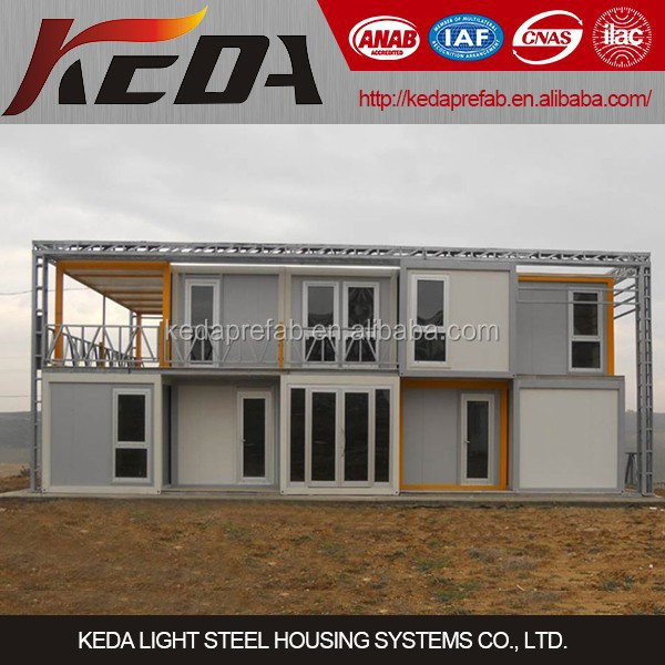 Well Designed Hot Selling prefabricated shipping container coffee shop house