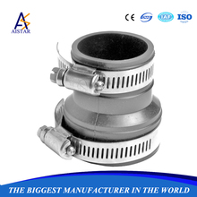 Stainless steel pipe band clamps large pipe clamps