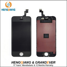 High quality original for iphone 5s LCD digitizer assembly