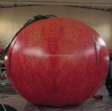 inflatable fruite and vegetable, Inflatable Tomato Balloon with your LOGO for Promotion/Big Advertising