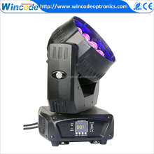 19*12W RGBW Zoom LED Moving Head Light, LED Stage Lighting, Beam Moving Head Light