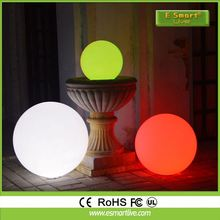 Cool Bar club party wedding KTV hotel Floating Waterproof Led Ball led glow swimming pool ball