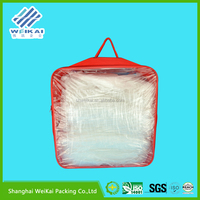 Storage Quilt Bag Plastic Packaging Bags, Blanket Bag