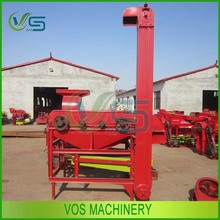 Various styles farm work need mini and large threshing maize machine for sale