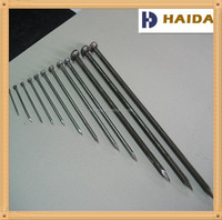Galvanized Umbrella Head Roofing Nails with high quality