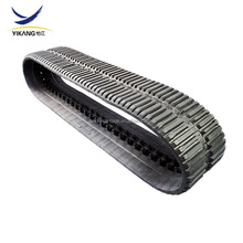Hot new crazy selling mini excavator rubber track