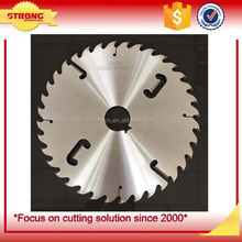75cr1 saw body Multiripping circular saw blade without deformation suitable for multi balde saw