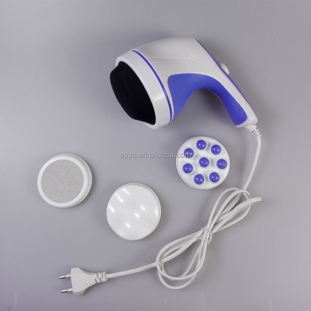 Push the fat massager Relax Spin Tone Body Massager Relax Machine