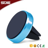 STJIE Universal 360 degree rotating Mini magnetic phone stand for mobile phone