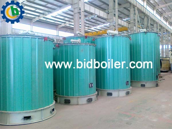 top quality thermal oil burner with biomass fuel