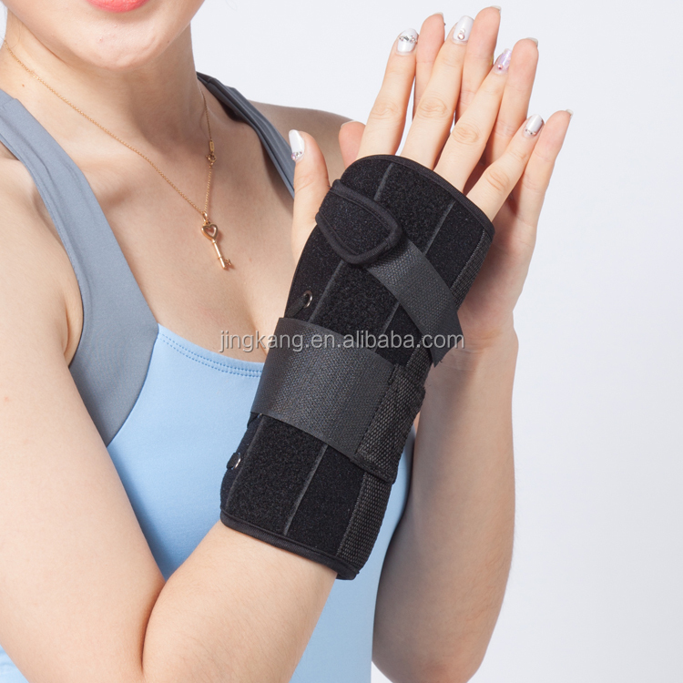 Deluxe Orthopedic wrist splint support hand brace Wrist protector with CE / FDA approved