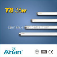 T8 High Quality 2x36w fluorescent light fittings