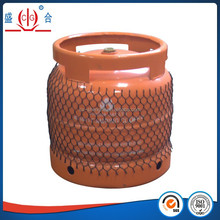 6KG Cooking Gas Cylinder/ Used Gas Cylinder / LPG Gas Bottle for Africa