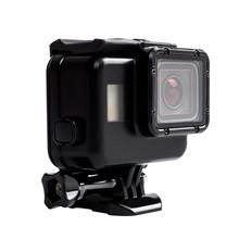2017 New Gopros Heros 5 Accessories 60M Blackout Waterproof Housing Case with Touch Backdoor