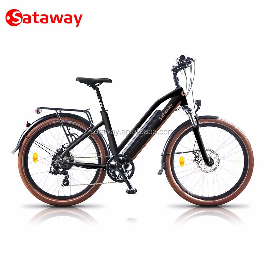 Sataway high quality pedals assisted electric bike bicycle