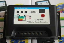 Solar battery charge controller for home system