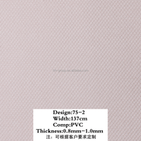 2015 newest style fashionable textiles & leather products Huahong PVC Leather for Decoration