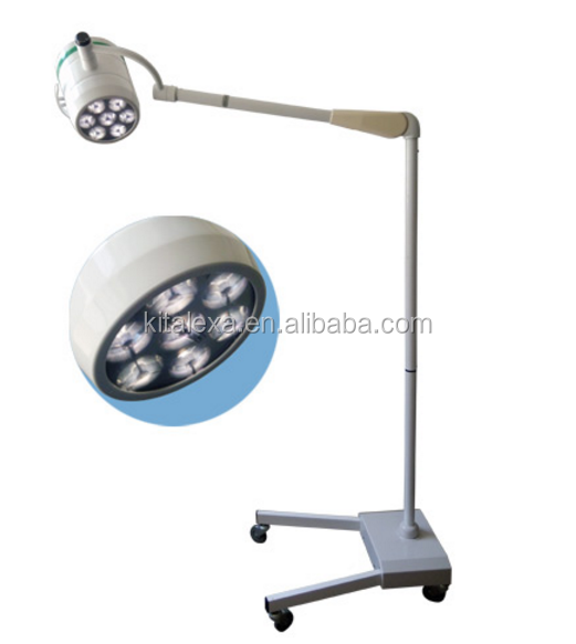 LED Operation Lamp Single Arm Mobile Type KA-OL00052 21W, Surgical Lamp, Medical Lamp
