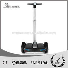 2016 Hot sale outdoor smart Self balancing Two wheels stand up Electric Scooter with handle bar