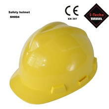Full brim safety helmet ABS or HDPE shell