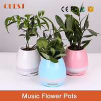 Support Custom Logo Smart Music Flower
