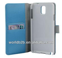New Luxury Flip PU Leather Case Cover For Samsung Galaxy Note 3 N7200