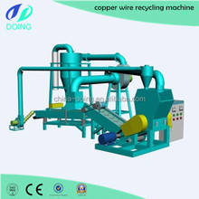 Waste Processing Plant!! Scrap PCB, Copper wire, Aluminum plastic recycling machine
