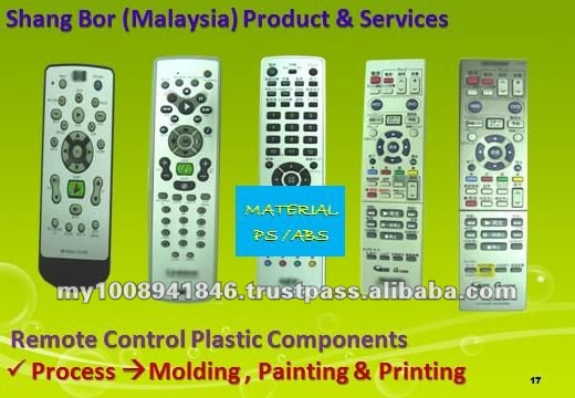 Plastic Injection Moulding Remote Control