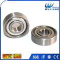 Stainless steel deep groove roller ball S6201ZZ bearing with 12*32*10mm
