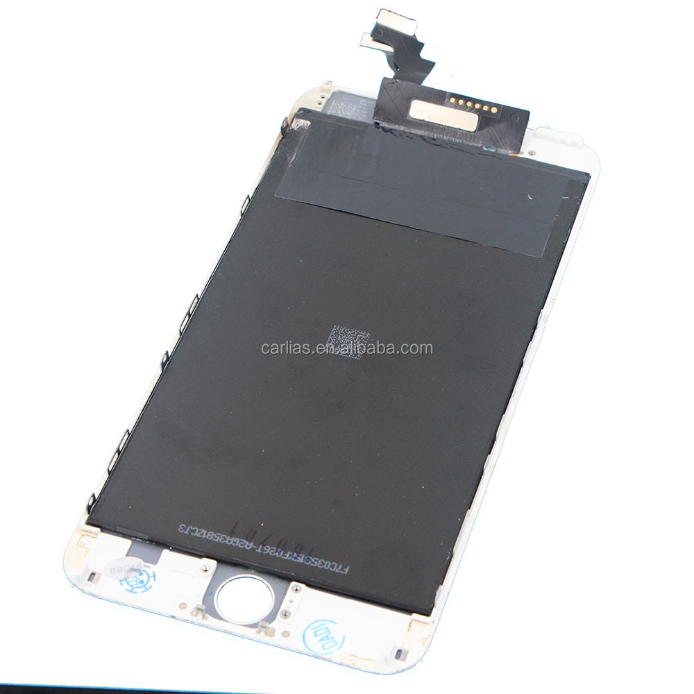 china manufactures clone copy retina tianma lcd display touch screen digitizer complete for apple iphone 6