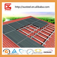 Tile roof Solar Mounting bracket solar system for home