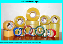 Custom packing china manufacturer sticky easy tear adhesive bopp packing tape