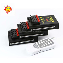 Liuyang Happiness professional factory CE passed 12 channels 150~300m Wireless remote control Fireworks Firing System
