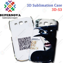 High Quality Sublimation Cell Phone Case for Samsung Galaxy S3 I9300