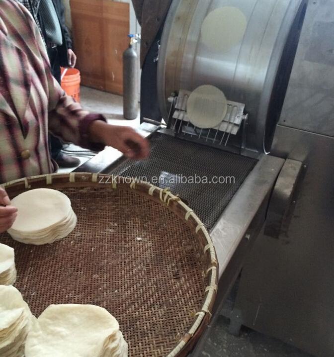 automatic pancake making machine
