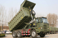 SINO HOWA 336hp 6x4 dump truck for sale