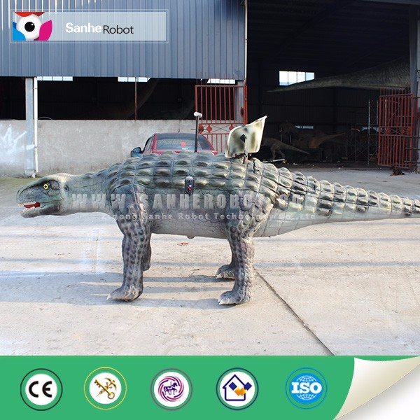Aarchaistic type Dinosaur theme park walking games rides for sale