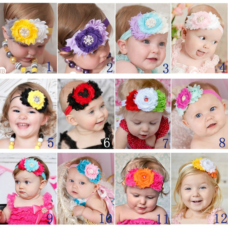 New Hair Accessories Headbands For Baby Girls View Headbands For