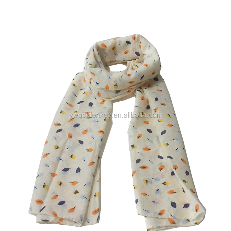 Stock Fashion Children Knited Scarf with Five-Pointed Stars