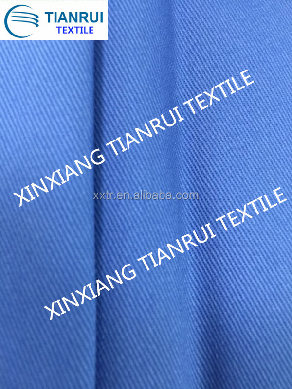 T/C special water-oil proof fabric for workwear and garment
