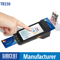 android mini lottery machine with barcode scanner\printer\NFC\IC Card reader\Smartcard reader