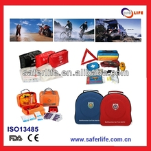 2017 wholesale retail multifunction Truck trip road Auto Emergency Preparedness Kits Outdoor Survival kit Emergency Survival Kit