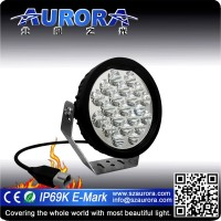 top-quality AURORA 5inch LED Round loncin 250cc atv parts