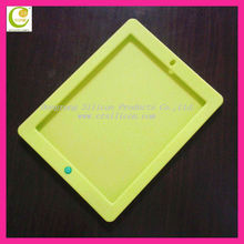 2013 new selling silcone for ipad case ,rubber case for ipad,for new ipad silicone case with high quality