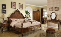 traditional solid wood bedroom furniture