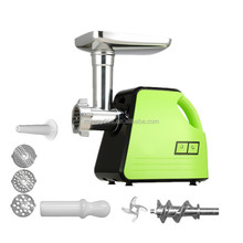 Electric Meat Grinder Industrial With Plastic Gears Blade Sharpener Parts