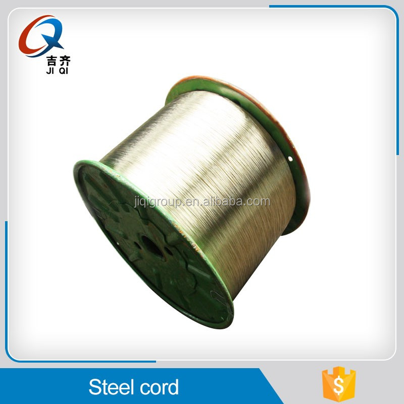 Steel Cord Used for Radial Tire/brass coated steel wire