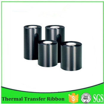 110mm*300m Wax Resin Base Thermal Transfer Ribbon for Barcode Label